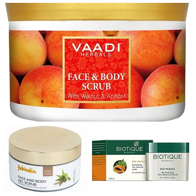 Get Rid Of Skin Tan and Ingrown Hair : Effective Body Scrubs For Your Skin